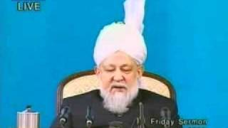 Friday Sermon 7 February 2003.