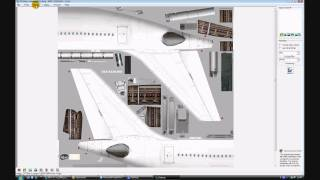 Tutorial: How to repaint an aircraft in FSX or FS9