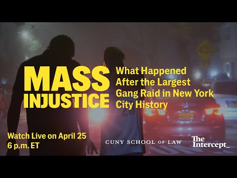 Mass Injustice: What Happened After the Largest Gang Raid in New York City History