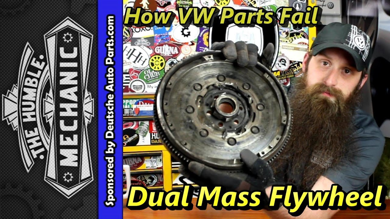 How Vw Dual Mass Flywheels Fail Youtube Diagram 2002 Jetta Vr6 24v Engine