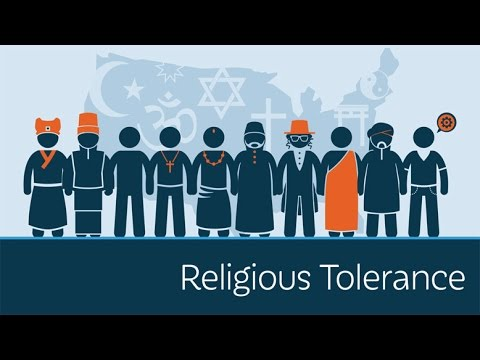 Religious Tolerance: Made in America