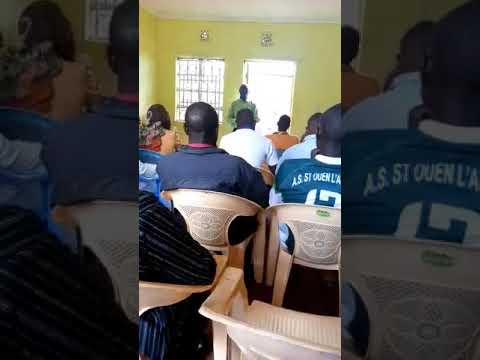 Brother Naftali Edifies at GMFC/WFF Fellowship Kenya