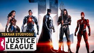 Justice league İlk fragmaninda neler gÖrdÜk? | tekrar stüdyosu