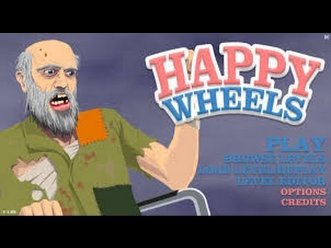 Happy Wheels Unblocked Games At School Youtube