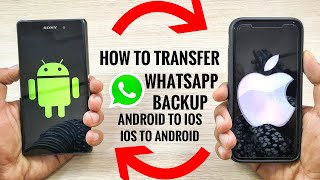 How to Backup and transfer whatsapp data from iPhone to Android | iSkysoft Toolbox