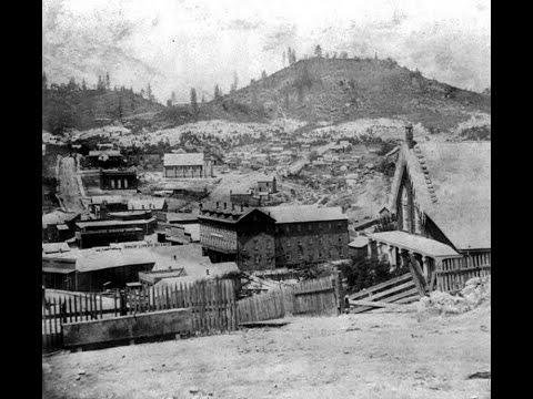 Nevada City History