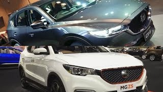 CX-5 Sport Vs MG ZS 2018 Exterior and Interior