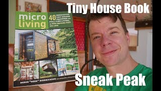 "Forty Tiny Houses With Floor Plans... ""micro Living"""