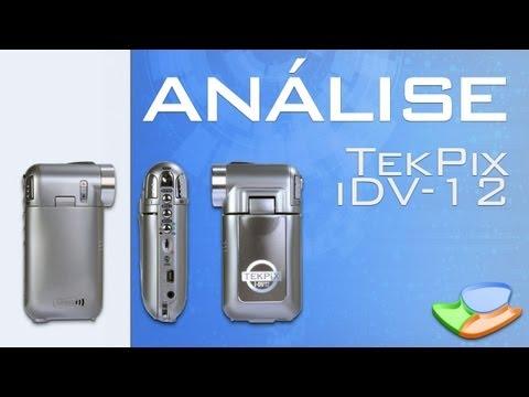Análise: câmera 7 em 1 TEKPIX i-DV12 [vídeo]