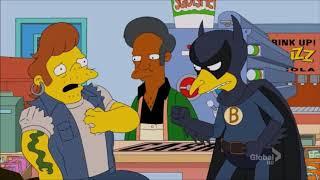Je suis Batman Frugivore