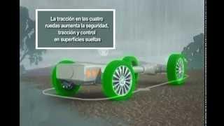 Sistema AWD de Subaru y sus ventajas