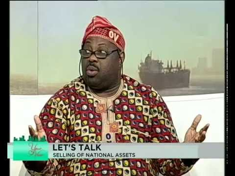 @DAFYSWORLD - DELE MOMODU IN AN INTERVIEW WITH 'YOUR VIEW' LADIES (TVC)