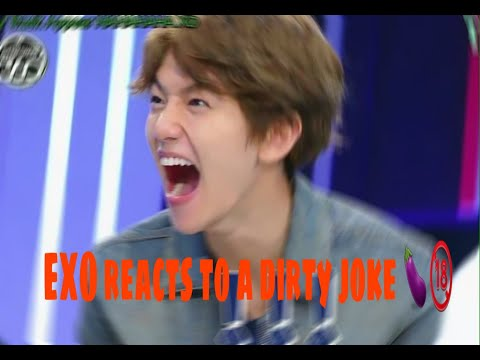 [Funny] 엑소 EXO Talk About Love Shot & Laugh At A D*ck Joke