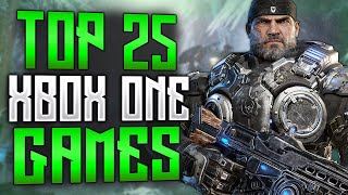 Top 25 Xbox Oฑe Games of All Time | 2020