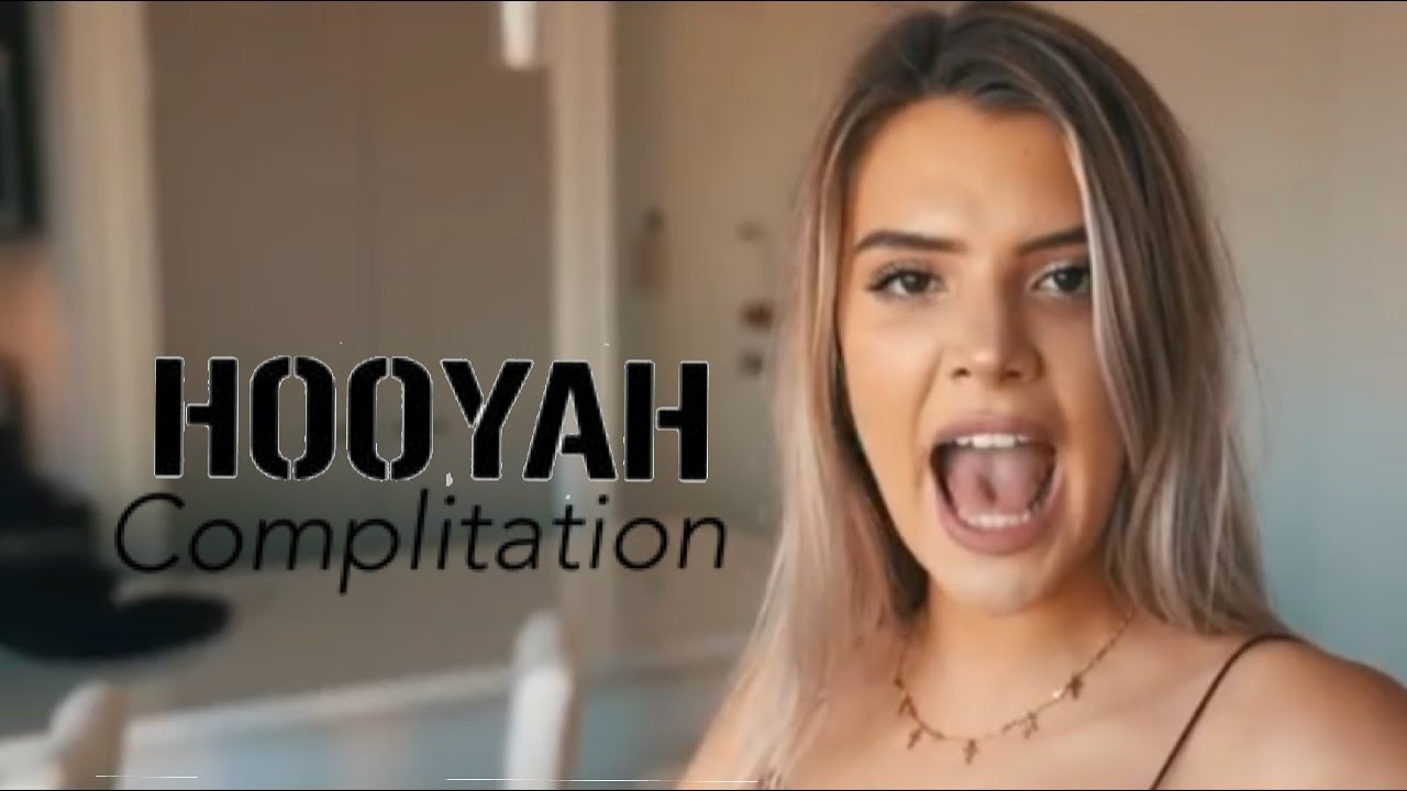 """Alissa violet """"can i get a hooyah?"""" (compilation) - YouTube"""