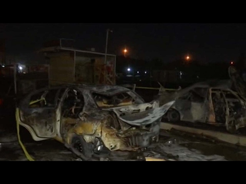 15 killed, 50 wounded in blast in Shiite suburb in Baghdad