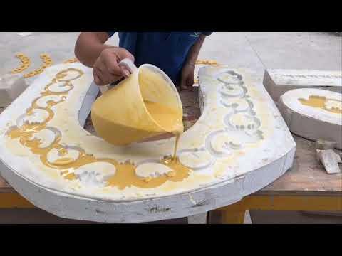 Flexible casting resin 2