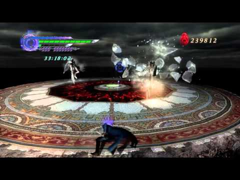 Devil May Cry 4 Special Edition BP Speed run part 3 |