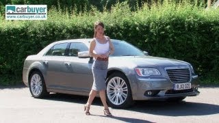 Chrysler 300C saloon review - CarBuyer