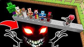 ÖLÜRSEN EN DERİN KORKU ÇUKURUNA DÜŞERSİN! - Minecraft