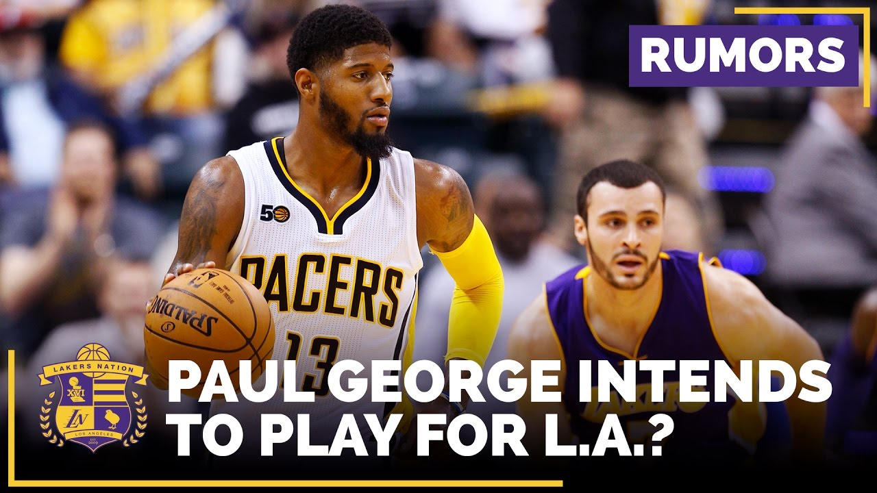 Paul George teases Lakers fans in second episode of his NBA free agency series