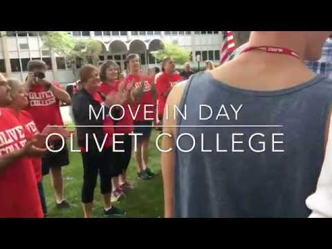 Move-In Day 2017   OC Stories (ft. Sidney McIntosh)