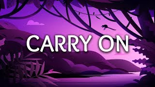 Kygo ‒ Carry On (Lyrics) ft. Rita Ora