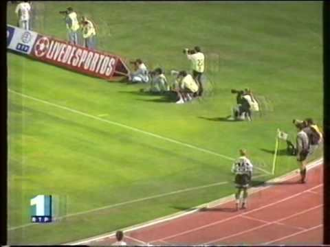 Sporting - 2 x PSG - 1 de 1997/1998 Particular 19/07/1997