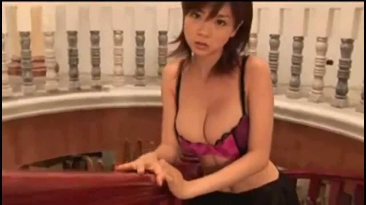 Aki Hoshino aki hoshino sweet on the stairs - youtube
