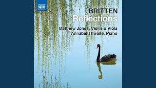 There is a Willow Grows Aslant a Brook (arr. B. Britten for viola and piano)