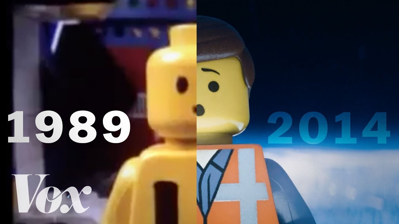 How Fan Films Shaped The Lego Movie Youtube