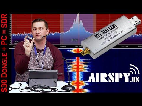 Cheap Ham Radio SDR