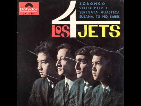 Los 4 Jets Zorongo