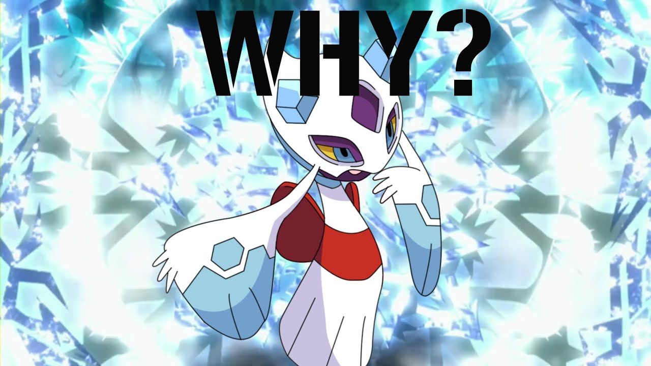 Pokemon Froslass Why mega evolve? #52 froslass - youtube