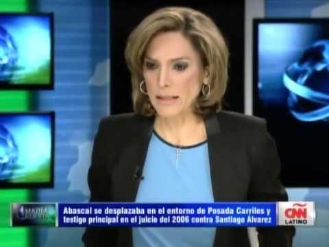 María Elvira entrevista a Luis Posada Carriles