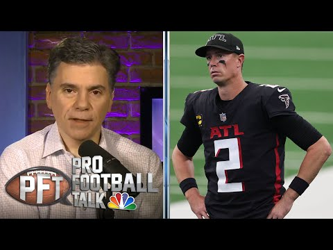Matt Ryan's future in Atlanta unclear after changes | Pro Football Talk | NBC Sports