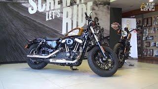 2016 Harley-Davidson Iron 883 & Forty-Eight