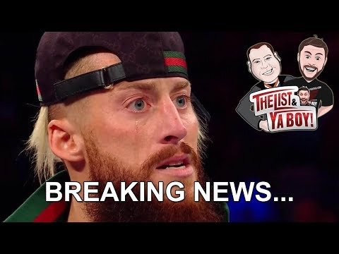 The List & Ya Boy Wrestling Podcast #56: Enzo Amore, Royal Rumble, Raw 25, Court Bauer, More!