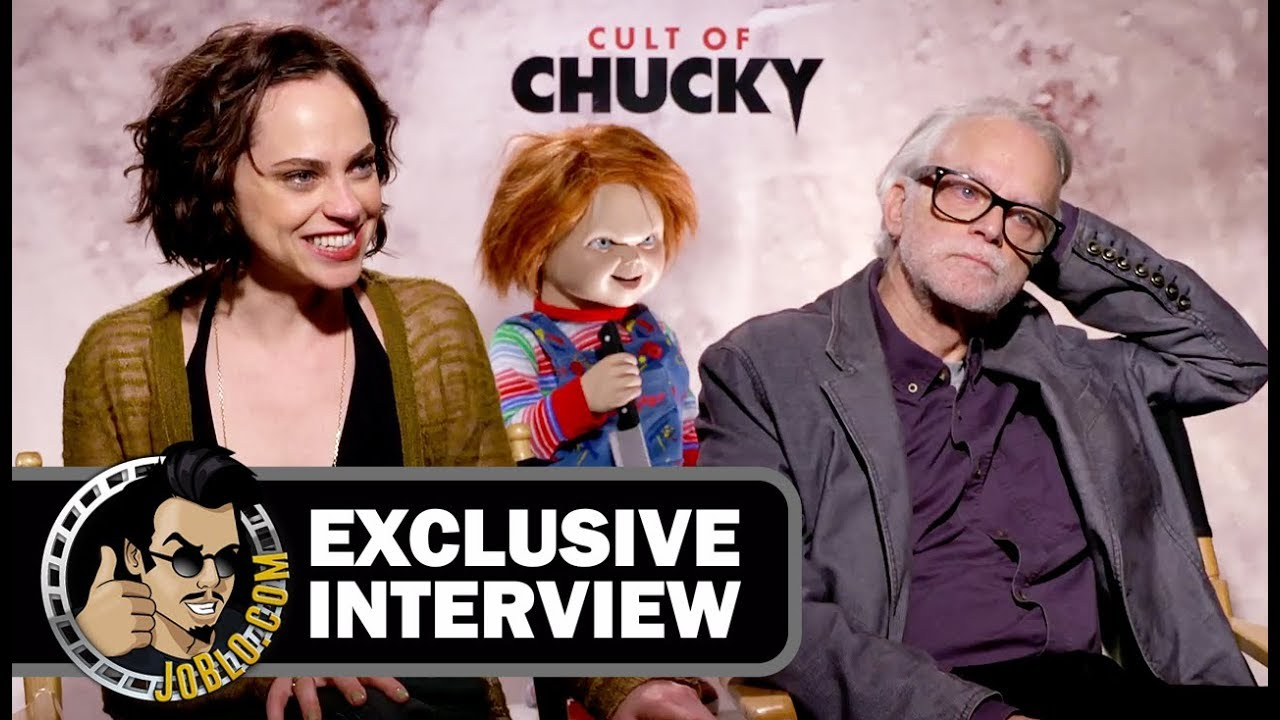 fiona dourif and brad dourif interview cult of chucky