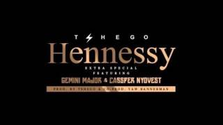 Tshego Ft  Gemini Major & Cassper Nyovest   - Hennessy