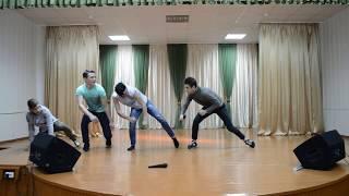 Конкурс талантов СШ№14 г. Брест 10 В класс. Первое место в номинации 'Сценическое мастерство'