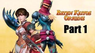 Baten Kaitos Origins Walkthrough Part 1: Beginning