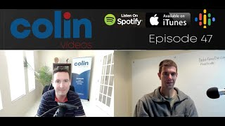 Colin Videos 47: Escaping student debt and investing passively with Dr Jeff Anzalone