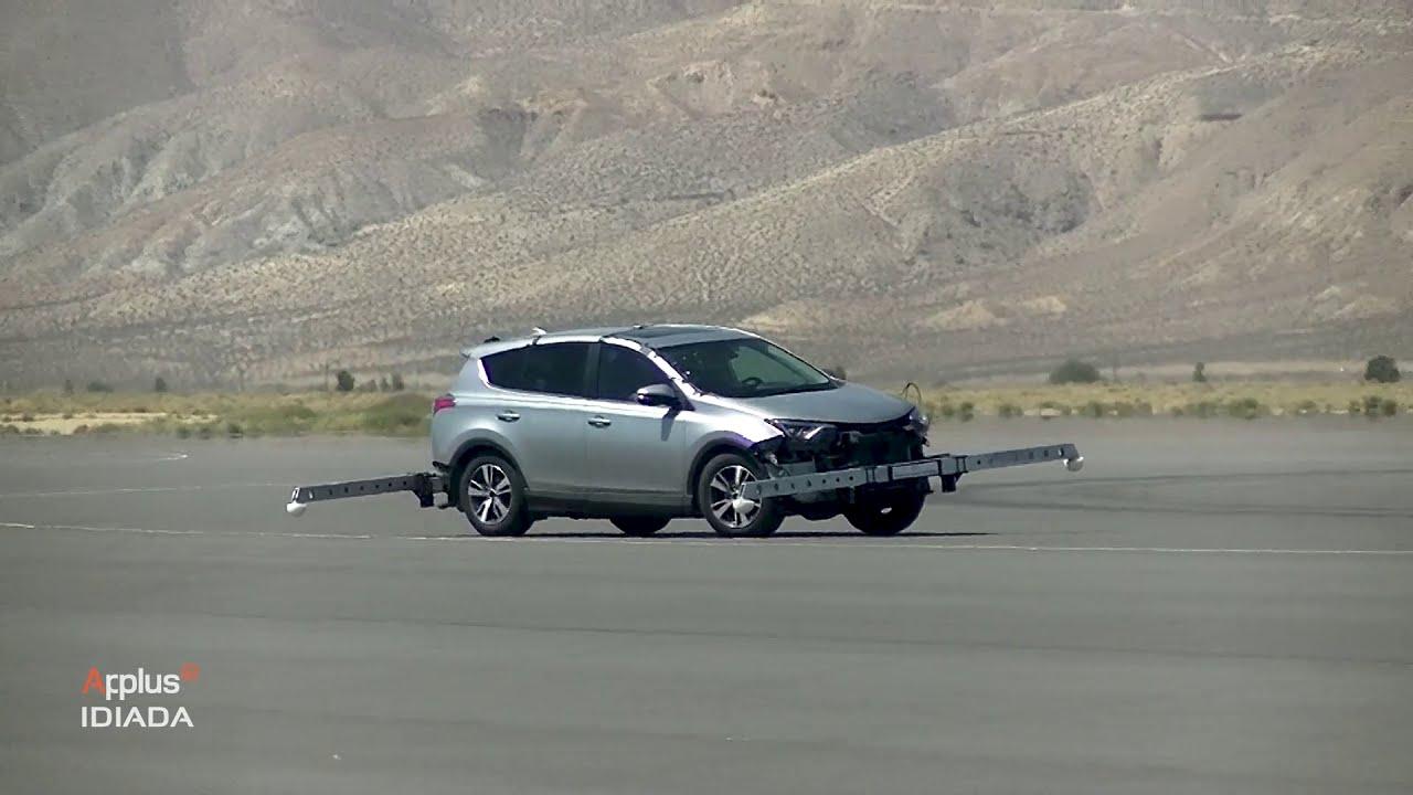 Applus IDIADA recibe contrato de la NHTSA NCAP para realizar ensayos dinámicos de vuelco