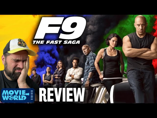 F9 - The Fast Saga - Is So DUMB - Review: Is it the Worst Fast & Furious Movie?!