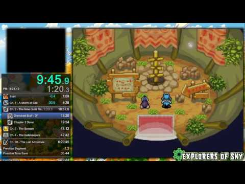 (Former WORLD RECORD) PMD Explorers of Sky in 6:02:41!