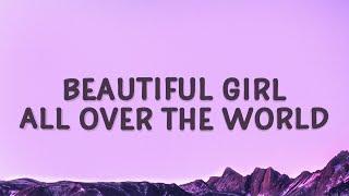 B.o.B, Bruno Mars - Beautiful girl all over the world (Nothing On You) (Lyrics)