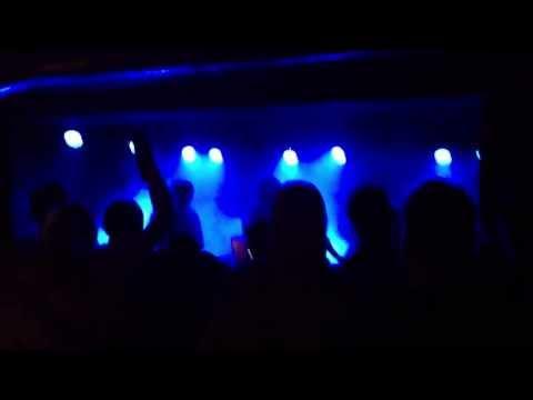 "Danish DJ Duo ""Den Sorte Skole"", May 2013 at Kulisselageret in Horsens"