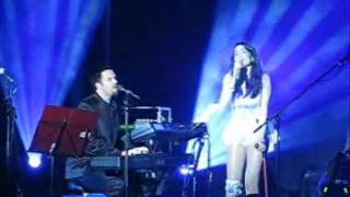 Severina & Petar Grašo - Virujen u te, live in Ljubljana, Križanke