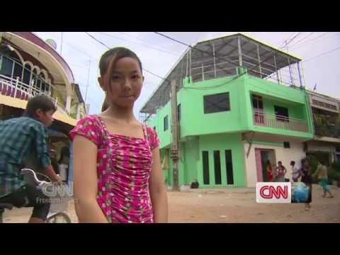 CNN investigates the child sex trade in Cambodia
